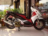 Gambar Modifikasi Motor Yamaha F1 Zr