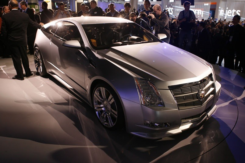 2011 Cadillac Cts Coupe Contest Photos Manual