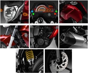 Foto Motor Yamaha Byson 2011