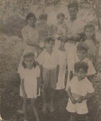 En Peña Negra año 1949: