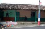 """En """"LA AGUADA"""" (casa parecida; la original siempre estuvo pintada con cal blanca):"""