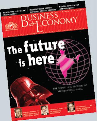 The Business & Economy - The Future is here