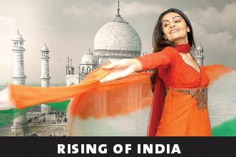 Rising of India