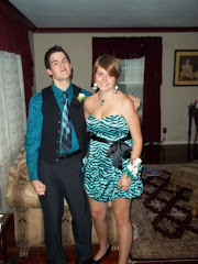Nick's homecoming 2010-PHS
