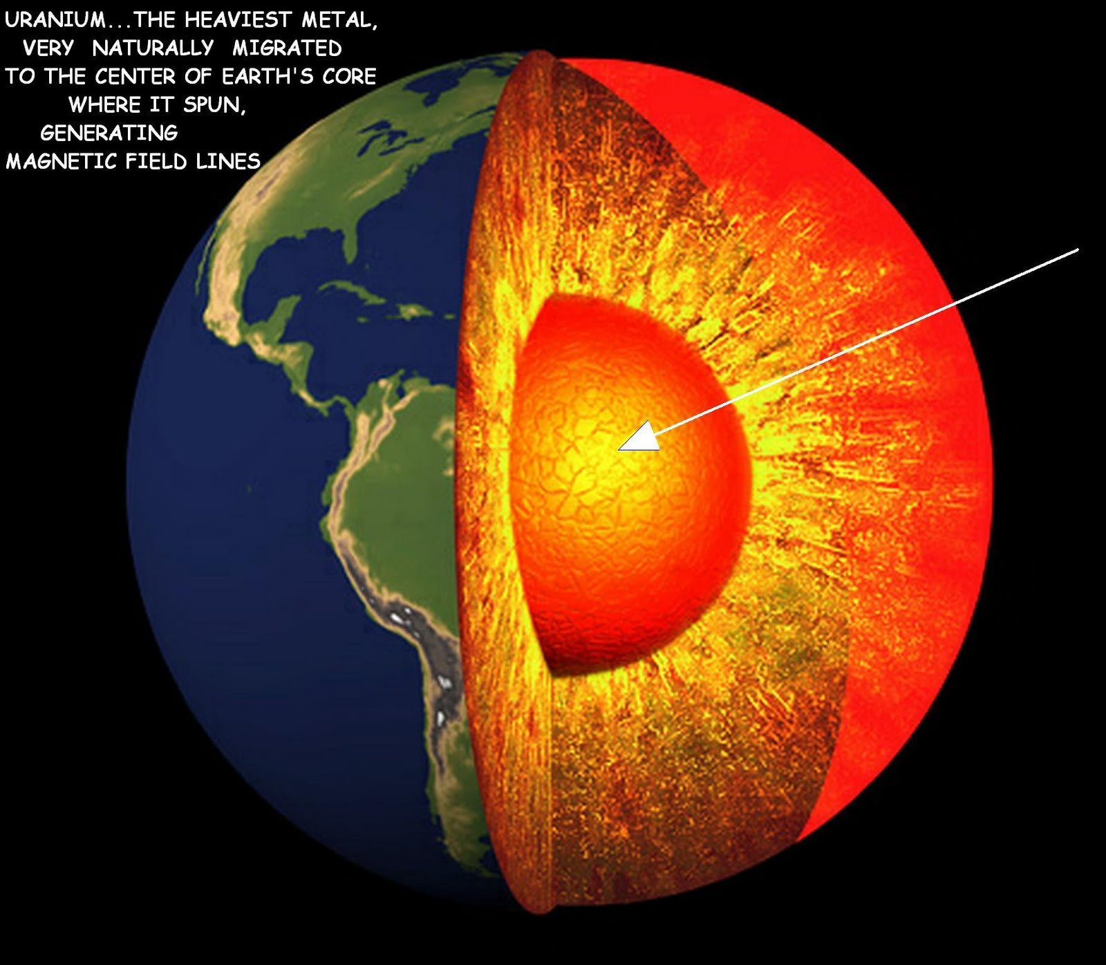 percentage thickness of the earths crust