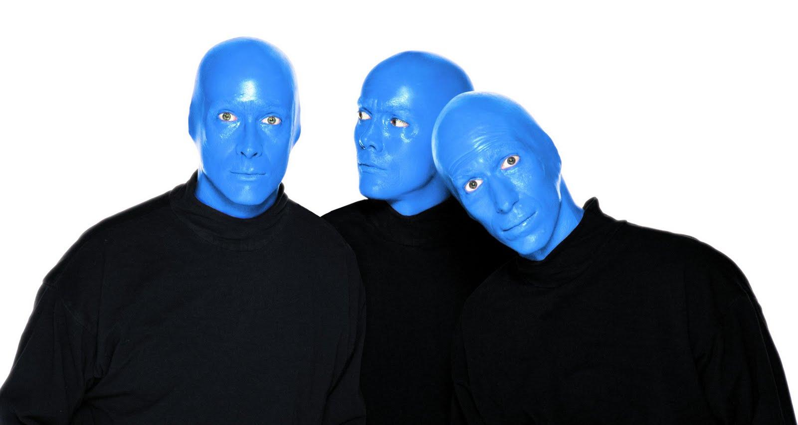 Blue Man Group Ct 45