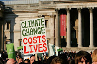 Climate change costs lives