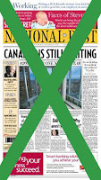 Boycott National Post for climate change denial