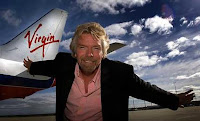 Greenwash king: Virgin mogul Bransen kills the planet with aviation emissions and talks green