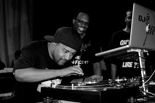 This video does a good job of showing how DJ Jazzy Jeff and Skillz get down when they throw a party (but the mixtape is even better).