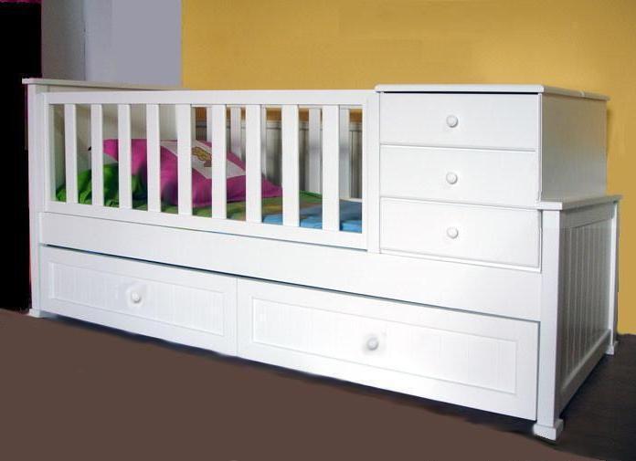 muebles de bebe: cunas para bebés