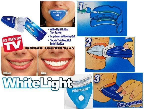 UniѴersal Whitelight Teeth Whitening System