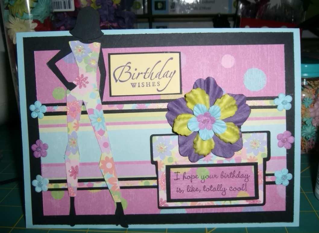 Cats Creative Corner Teen Birthday Card Challenge – Teen Birthday Cards