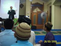 MASJID PROTON, SHAH ALAM