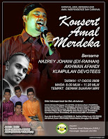 KONSERT AMAL MERDEKA 2008