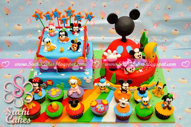 Wonderful Mickey Mouse Clubhouse Cake 640 x 425 · 83 kB · jpeg