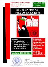 """Todo sobre """"La Escuela"""" y el Sahara"""