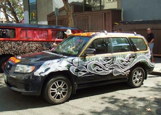 Creative Cars wallpaper