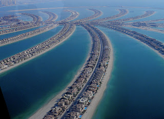 Dubai Island Wallpaper