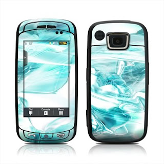 Samsung Aqua Mobile Phone
