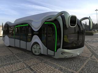 Concept Bus Designs