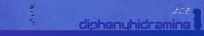 Diphenyhidramine