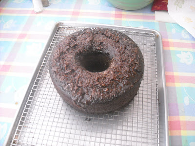 Stack Cooker German Chocolate Cake