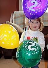 2nd Birthday - February 17, 2010