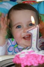 1st Birthday - February 17, 2009