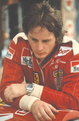 Gilles, Villeneuve, Autoleyendas