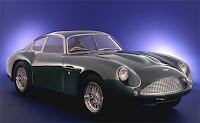 aston martin, bd4 gt zagato, 1960, autoleyendas
