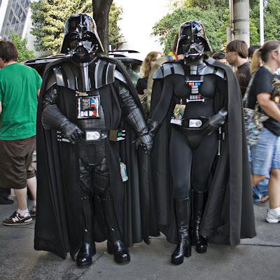 Lord Vader, Señora Vader