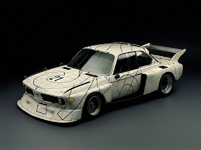 BMW, 3.0 CSL, 1971, Frank Stella, Autoleyendas