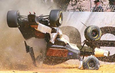 Martin Brundle, F1, Autoleyendas