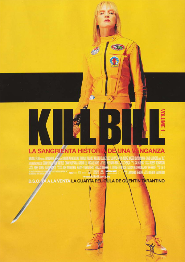 Kill Bill – Volumen 1 (2003)