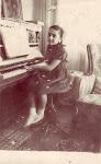 Piyano ile birliktelik erken başladı