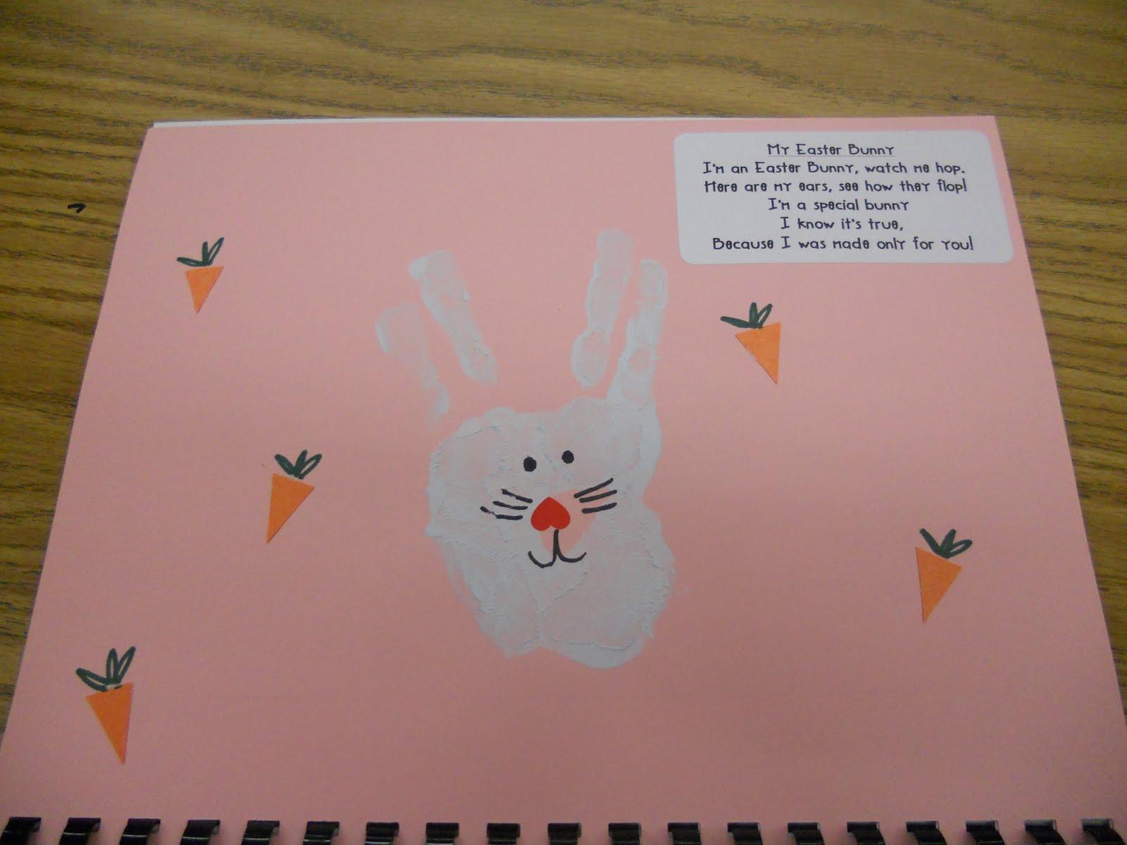April Handprint Calendar : The sharpened pencil christmas calendars