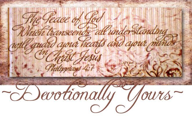 Devotionally Yours