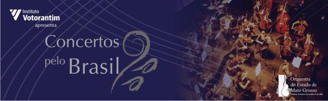 Turnê Concertos pelo Brasil