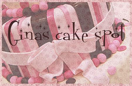 Gina's Cake Spot