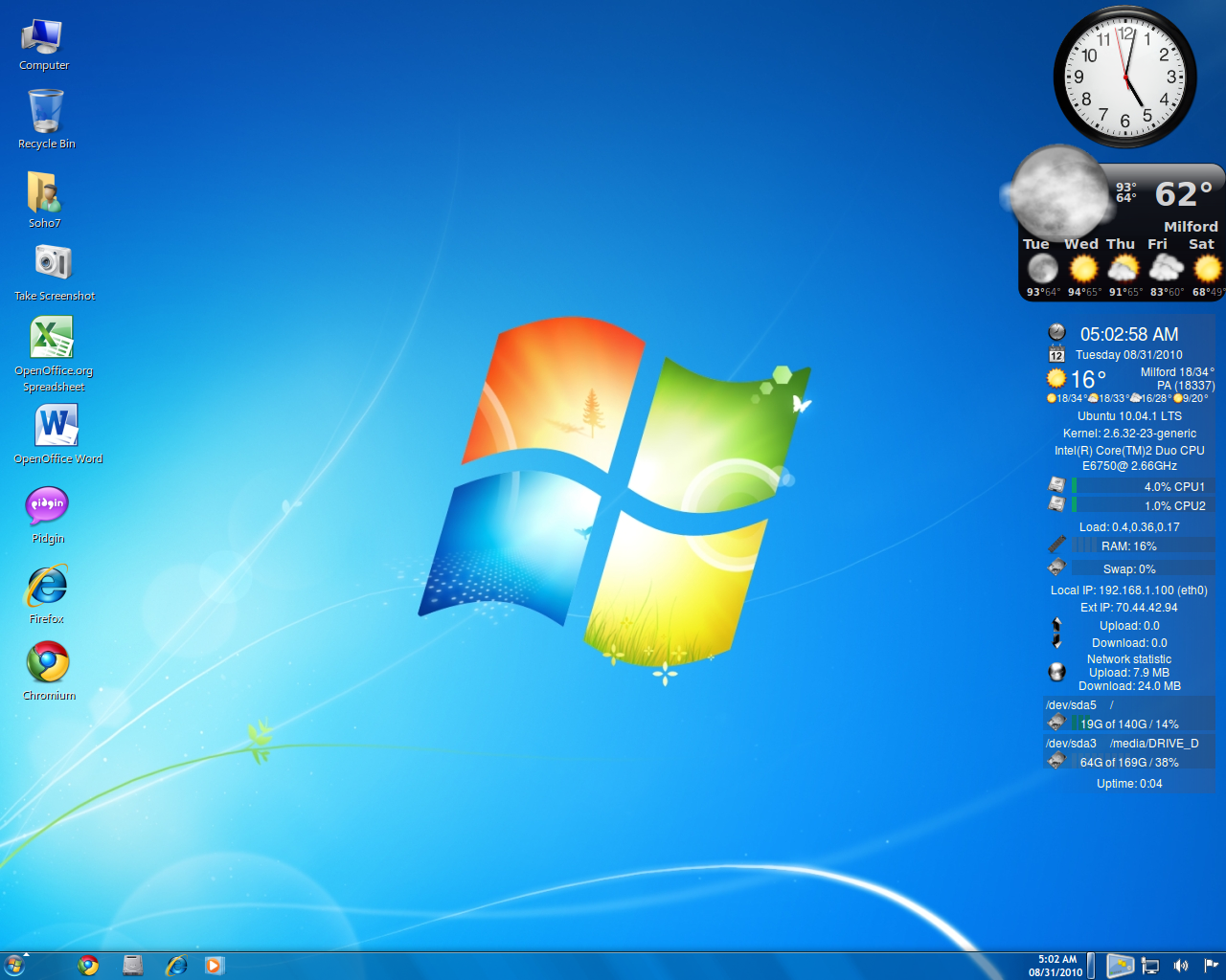 Ubuntu 10.04 4