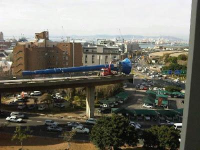 a maior vuvuzela do mundo
