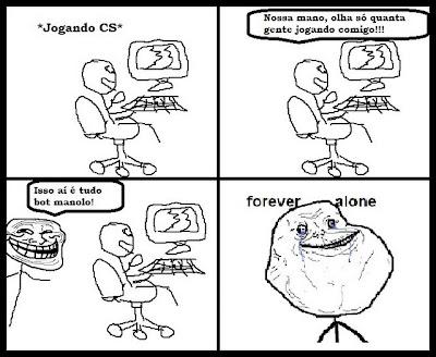 Forever Alone em português