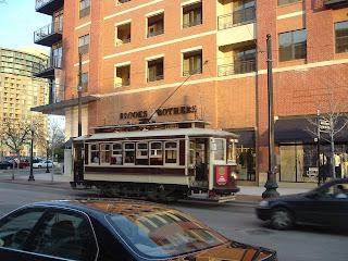 McKinney Avenue Street Car