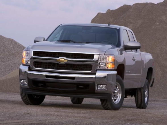 New 2011 Chevrolet Silverado HD,Heavy-duty Pickup, Single Rear Wheel Pickup