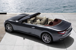 New 2011 Maserati Gran Cabrio, Future Cars, Convertible, Sports and Luxurious.