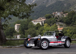New Caterham Seven Roadsport 125 Monaco 2010,Mini and Simple Cars