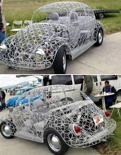 Mobil-Mobil Unik dengan Desain yang Lucu dan Antik.