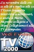 Maria Negretto in TV