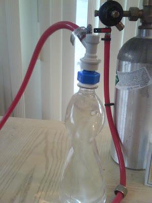 Carbonator Cap System